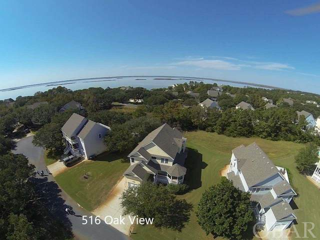 516 Oak View Court Lot 50, Corolla, NC 27927 (MLS #108537) :: Surf or Sound Realty