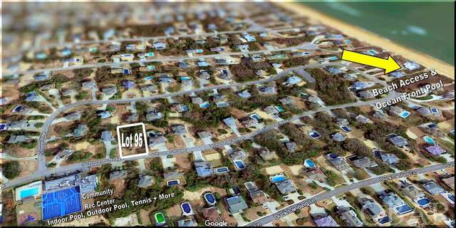 136 Schooner Ridge Drive Lot# 95, Duck, NC 27949 (MLS #108557) :: Hatteras Realty