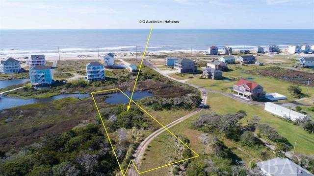0 G Austin Lane Lot 2, Hatteras, NC 27943 (MLS #109103) :: Outer Banks Realty Group