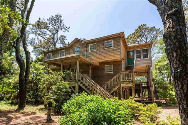 109 Sandpiper Cove Lot 25, Duck, NC 27949 (MLS #109371) :: Outer Banks Realty Group