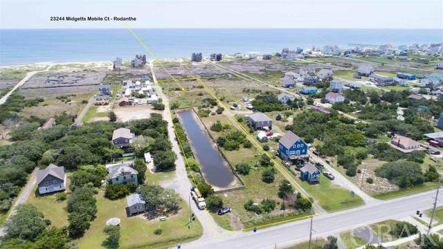 23244 Midgetts Mobile Court Lot #1, Rodanthe, NC 27968 (MLS #109413) :: Outer Banks Realty Group