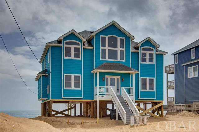 22035 Sea Gull Street Lot 3, Rodanthe, NC 27968 (MLS #109486) :: Matt Myatt | Keller Williams