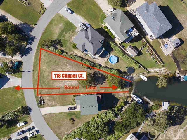 118 Clipper Court Lot 28, Kill Devil Hills, NC 27948 (MLS #109503) :: Hatteras Realty