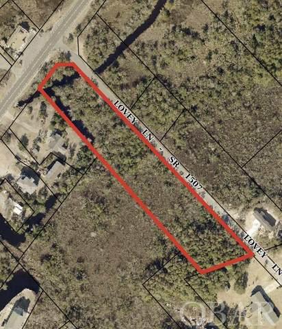 0 Lovey Lane Lot #1, Frisco, NC 27936 (MLS #109905) :: Hatteras Realty