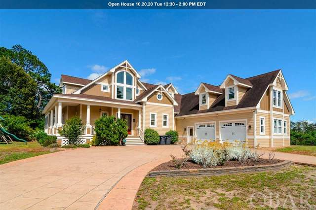 125 Tower Lane Lot 7, Kill Devil Hills, NC 27948 (MLS #110057) :: Outer Banks Realty Group
