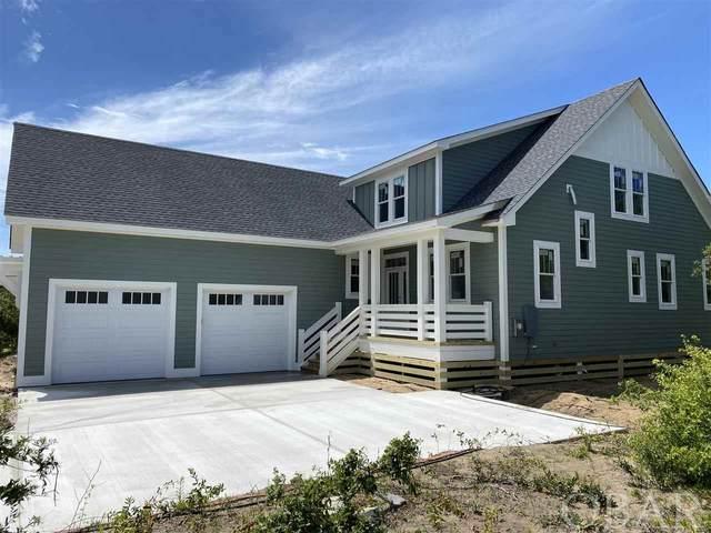 157 B Wax Myrtle Trail Lot B, Southern Shores, NC 27949 (MLS #110069) :: AtCoastal Realty