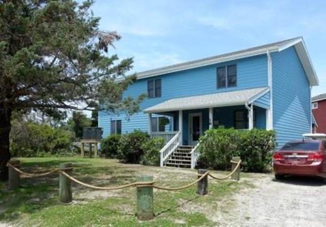 16 Pamlico Shores Road, Ocracoke, NC 27960 (MLS #110212) :: Matt Myatt | Keller Williams