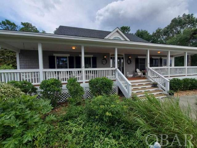36 Ginguite Trail Lot# 77A, Southern Shores, NC 27949 (MLS #110418) :: Outer Banks Realty Group