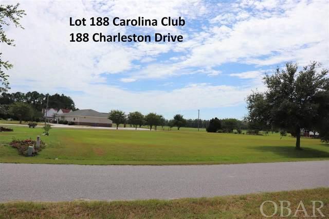 188 Charleston Drive Lot 188, Grandy, NC 27939 (MLS #110492) :: Outer Banks Realty Group