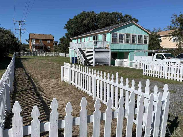 308 W Barracuda Drive Lot 21, Nags Head, NC 27959 (MLS #110690) :: Surf or Sound Realty