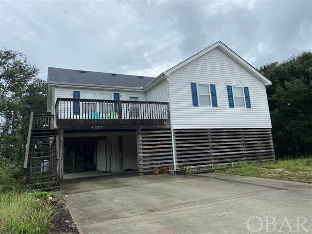 4225 Johnston Lane Lot 420, Kitty hawk, NC 27949 (MLS #110935) :: Randy Nance | Village Realty