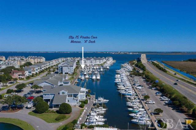 75 Yacht Club Court Slip, Manteo, NC 27954 (MLS #111156) :: Outer Banks Realty Group