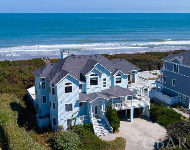 251 Longfellow Cove Lot 194, Corolla, NC 27927 (MLS #111184) :: Brindley Beach Vacations & Sales