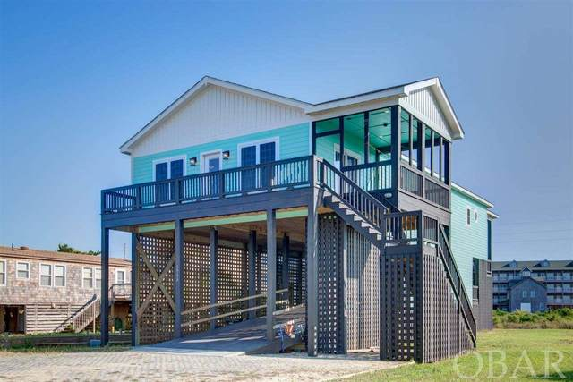 56178 Queen Street Lot 21, Hatteras, NC 27943 (MLS #111393) :: Surf or Sound Realty