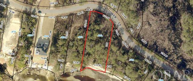 224 Tower Lane Lot 22, Kill Devil Hills, NC 27948 (MLS #111419) :: Outer Banks Realty Group