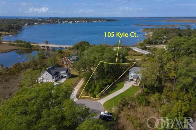 105 Kyle Court Lot 3, Kill Devil Hills, NC 27948 (MLS #111573) :: Midgett Realty