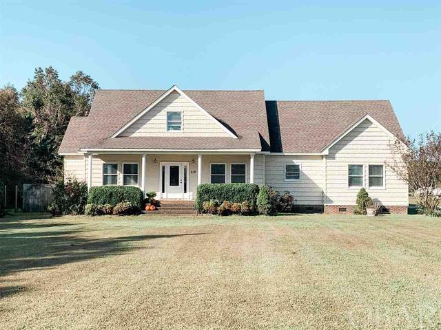 518 Aydlett Road, Aydlett, NC 27916 (MLS #111577) :: Outer Banks Realty Group