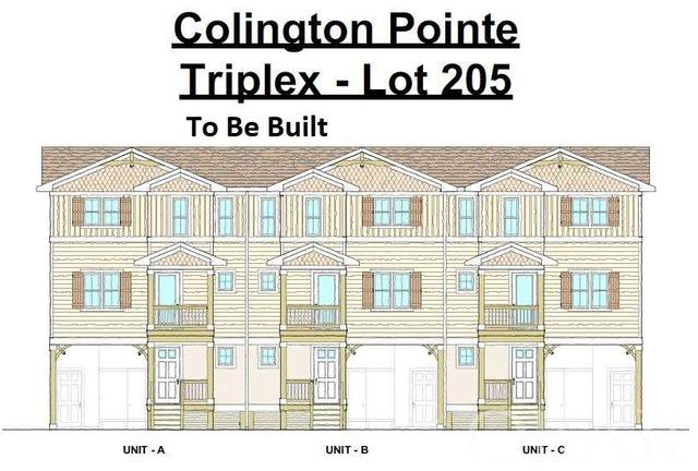 117 Colington Pointe Drive Unit 205-C, Kill Devil Hills, NC 27948 (MLS #111597) :: Outer Banks Realty Group