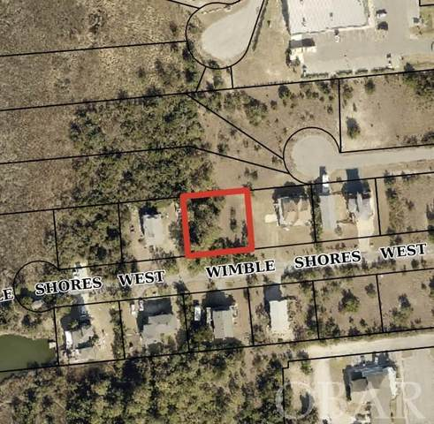 26183 Wimble Shores West Lot 4, Salvo, NC 27972 (MLS #111602) :: Sun Realty