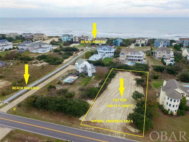 969 Whalehead Drive Lot 27, Corolla, NC 27927 (MLS #111666) :: Outer Banks Realty Group