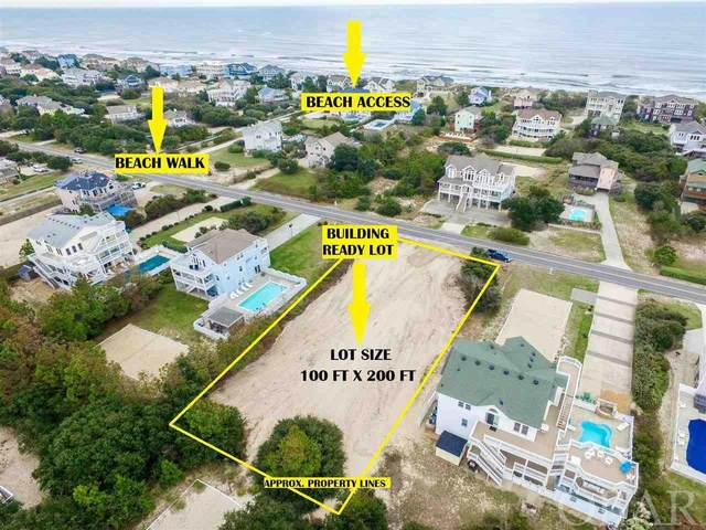 1016 Whalehead Drive Lot 0, Corolla, NC 27927 (MLS #111789) :: Brindley Beach Vacations & Sales