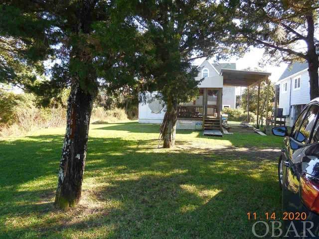 160 Sand Dollar Road Lot 34, Ocracoke, NC 27960 (MLS #111838) :: Hatteras Realty