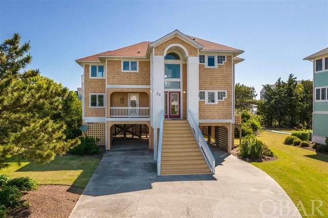 24 Rudder Court Lot#24, Manteo, NC 27954 (MLS #111857) :: Great Escapes Vacations & Sales