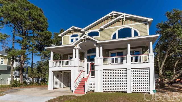 1011 Cruz Bay Lane Lot#1, Corolla, NC 27927 (MLS #111963) :: Brindley Beach Vacations & Sales