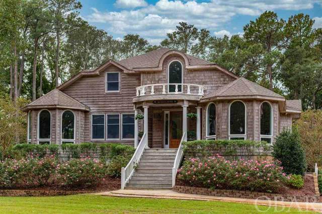 91 Trinitie Trail Lot 463, Southern Shores, NC 27949 (MLS #112015) :: Outer Banks Realty Group