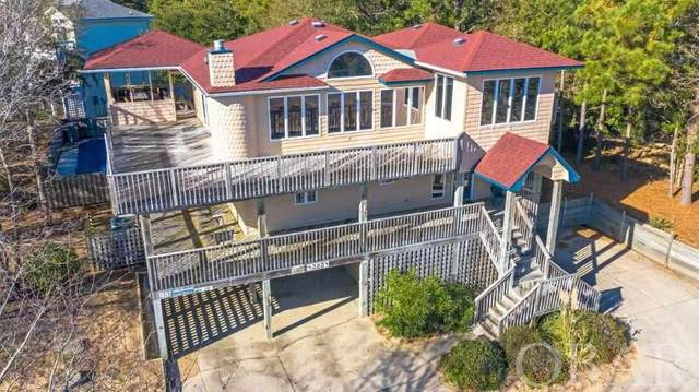 323 Hillcrest Drive Lot 4, Southern Shores, NC 27949 (MLS #112368) :: Outer Banks Realty Group