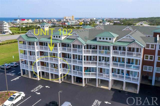 107 W Gray Eagle Street Unit 102, Nags Head, NC 27959 (MLS #112372) :: Surf or Sound Realty