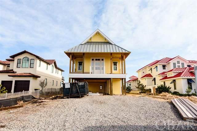 64 Ocean Boulevard Lot 3, Southern Shores, NC 27949 (MLS #112396) :: Brindley Beach Vacations & Sales