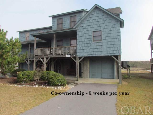 122 Quarterdeck Drive Unit 4, Duck, NC 27949 (MLS #112452) :: Midgett Realty