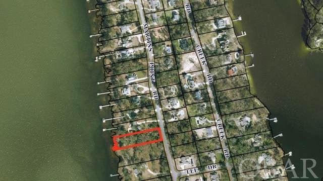 3012 Martins Point Road Lot 35, Kitty hawk, NC 27949 (MLS #113449) :: Corolla Real Estate | Keller Williams Outer Banks