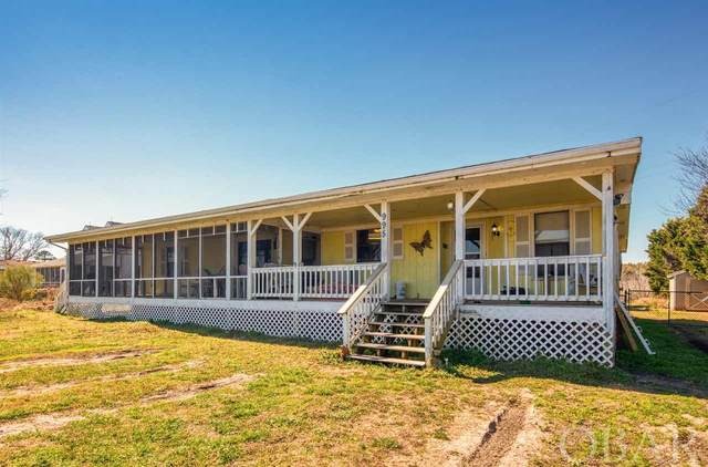 995 Waterlily Road Lot 0, Coinjock, NC 27923 (MLS #113477) :: Outer Banks Realty Group