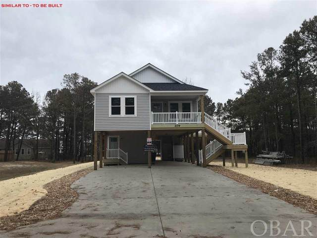 215 W Carolinian Circle Lot F, Nags Head, NC 27959 (MLS #113580) :: Brindley Beach Vacations & Sales