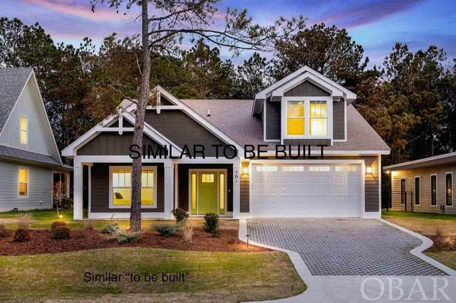48 Mistletoe Lane Lot 34, Southern Shores, NC 27949 (MLS #113920) :: Outer Banks Realty Group