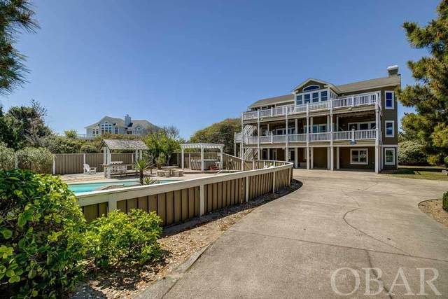 472 Land Fall Court Lot B Oceans, Corolla, NC 27927 (MLS #113932) :: Outer Banks Realty Group