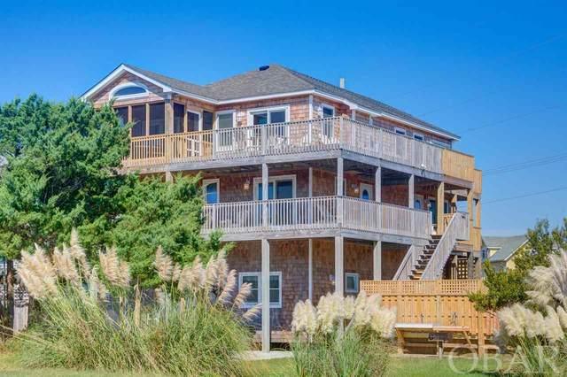 57209 Slash Creek Road Lot 11, Hatteras, NC 27943 (MLS #114010) :: Outer Banks Realty Group