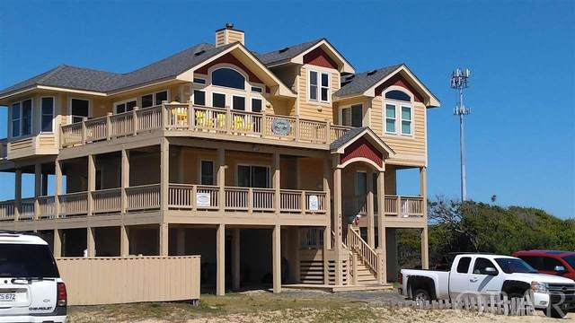 2146 Sandfiddler Road Lot 115, Corolla, NC 27927 (MLS #114357) :: Brindley Beach Vacations & Sales