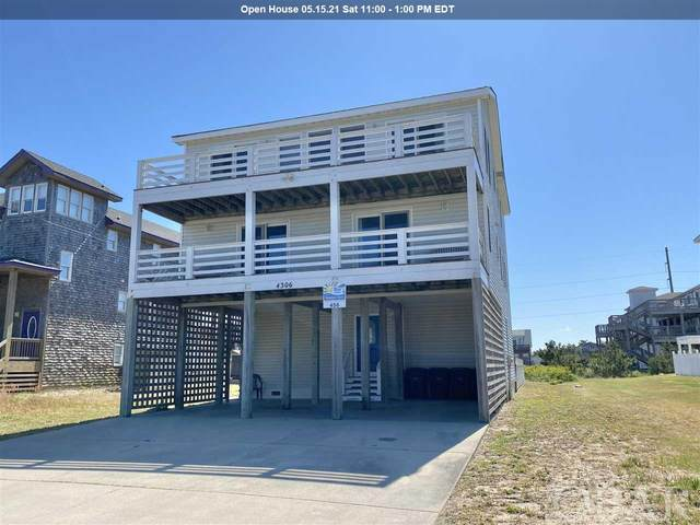 4306 S Virginia Dare Trail Lot 10, Nags Head, NC 27959 (MLS #114380) :: Brindley Beach Vacations & Sales