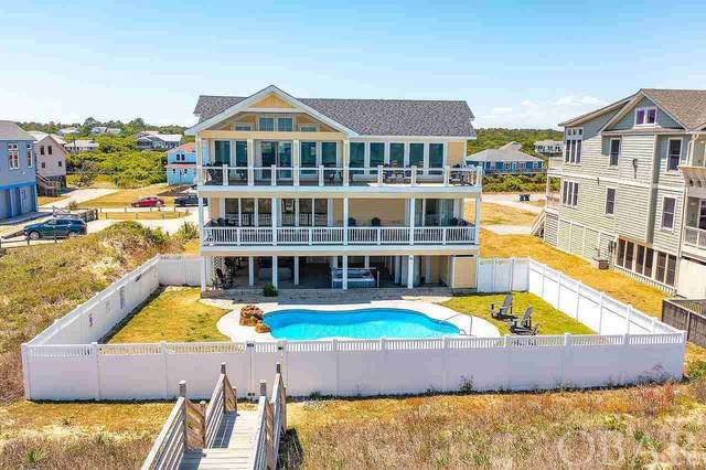 188 Ocean Boulevard Lot 19, Southern Shores, NC 27949 (MLS #114608) :: Outer Banks Realty Group