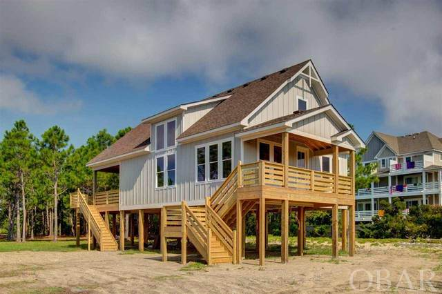 27004 Fourth Street Lot A, Salvo, NC 27972 (MLS #115130) :: Outer Banks Realty Group