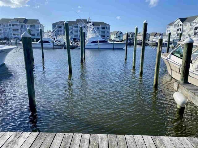 191 Yacht Club Court Slip 191, Manteo, NC 27954 (MLS #115178) :: Randy Nance | Village Realty