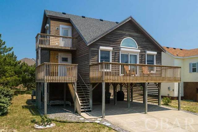 4209 S Vansciver Drive Lot 4, Nags Head, NC 27959 (MLS #115186) :: Randy Nance   Village Realty