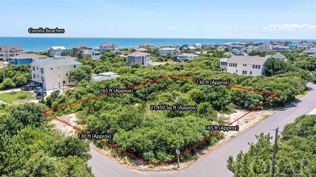 510 Sandhill Lane Lot 159, Corolla, NC 27927 (MLS #115299) :: Corolla Real Estate | Keller Williams Outer Banks