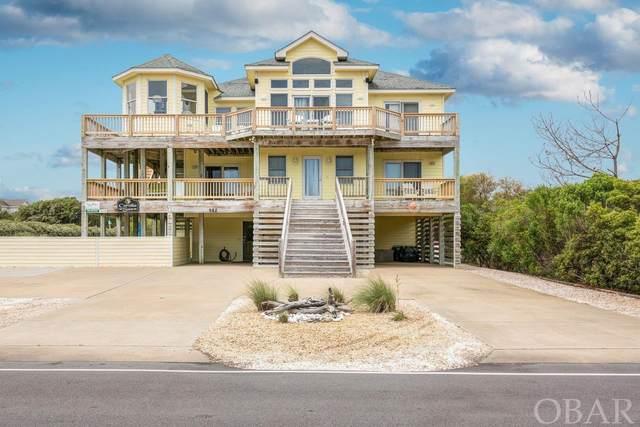 982 Whalehead Drive Lot 40, Corolla, NC 27927 (MLS #115763) :: Sun Realty