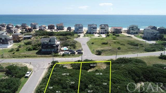 0 Cape Point Way Lot 55, Buxton, NC 27920 (MLS #115812) :: Sun Realty