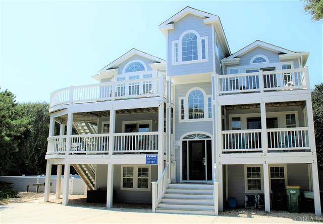 444 Myrtle Pond Road Lot 117, Corolla, NC 27927 (MLS #115863) :: Corolla Real Estate   Keller Williams Outer Banks