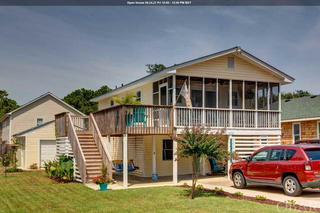 406 Ocean Acres Drive Lot: 8, Kill Devil Hills, NC 27948 (MLS #115978) :: The Ladd Sales Team